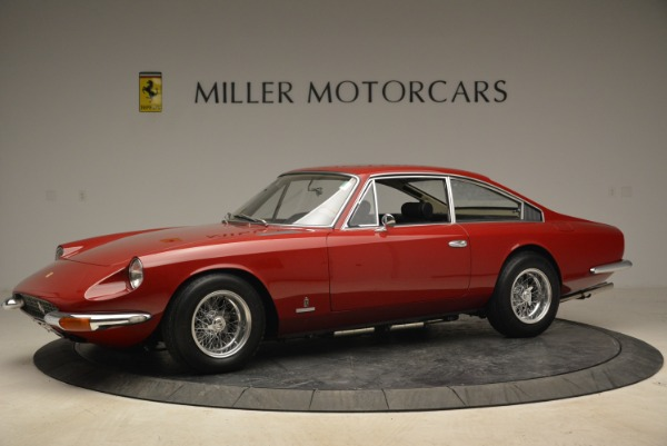 Used 1969 Ferrari 365 GT 2+2 for sale Sold at Rolls-Royce Motor Cars Greenwich in Greenwich CT 06830 2