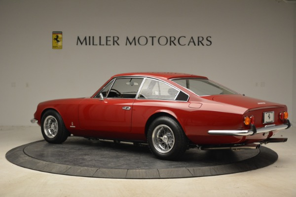 Used 1969 Ferrari 365 GT 2+2 for sale Sold at Rolls-Royce Motor Cars Greenwich in Greenwich CT 06830 4