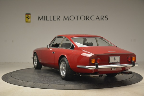 Used 1969 Ferrari 365 GT 2+2 for sale Sold at Rolls-Royce Motor Cars Greenwich in Greenwich CT 06830 5