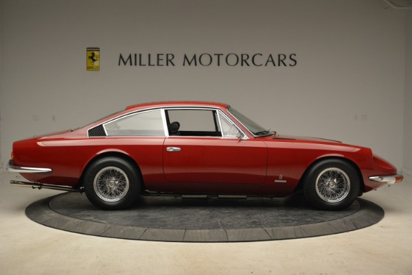 Used 1969 Ferrari 365 GT 2+2 for sale Sold at Rolls-Royce Motor Cars Greenwich in Greenwich CT 06830 9