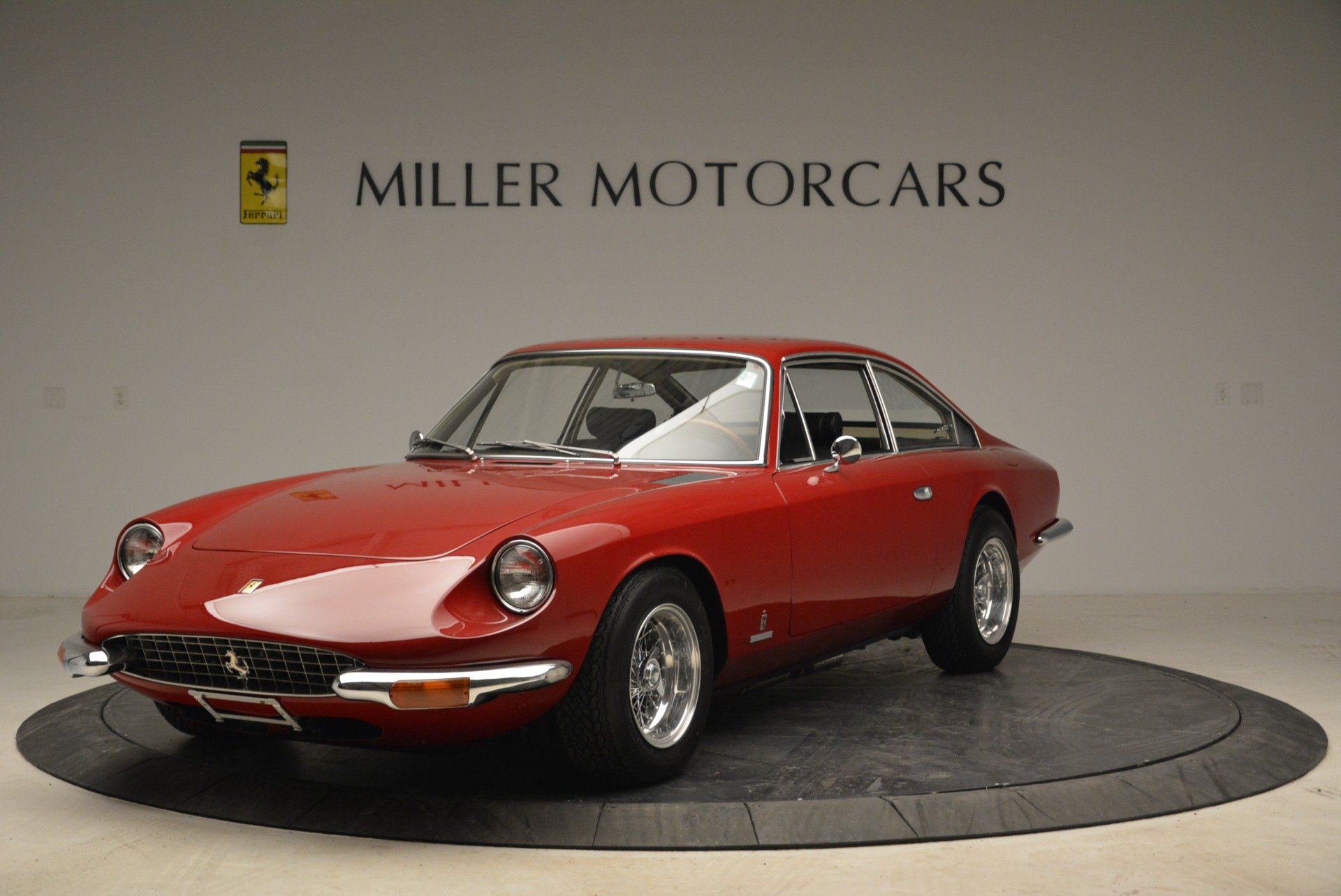 Used 1969 Ferrari 365 GT 2+2 for sale Sold at Rolls-Royce Motor Cars Greenwich in Greenwich CT 06830 1