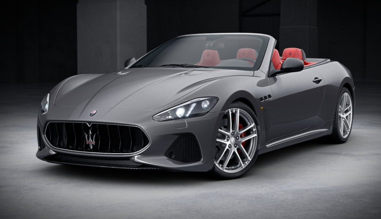 New 2018 Maserati GranTurismo MC Convertible for sale Sold at Rolls-Royce Motor Cars Greenwich in Greenwich CT 06830 1