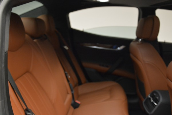 New 2018 Maserati Ghibli S Q4 for sale Sold at Rolls-Royce Motor Cars Greenwich in Greenwich CT 06830 20