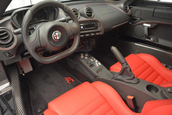 New 2016 Alfa Romeo 4C for sale Sold at Rolls-Royce Motor Cars Greenwich in Greenwich CT 06830 13