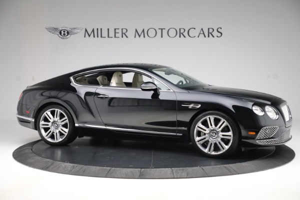 Used 2016 Bentley Continental GT W12 for sale $124,900 at Rolls-Royce Motor Cars Greenwich in Greenwich CT 06830 10