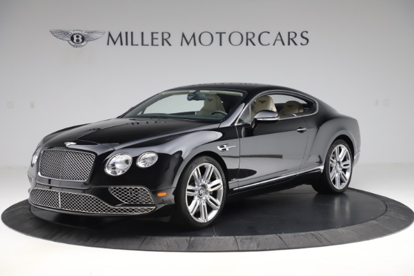 Used 2016 Bentley Continental GT W12 for sale $124,900 at Rolls-Royce Motor Cars Greenwich in Greenwich CT 06830 2