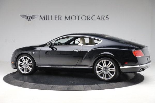 Used 2016 Bentley Continental GT W12 for sale $124,900 at Rolls-Royce Motor Cars Greenwich in Greenwich CT 06830 4