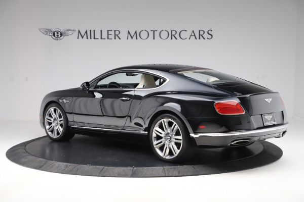 Used 2016 Bentley Continental GT W12 for sale $124,900 at Rolls-Royce Motor Cars Greenwich in Greenwich CT 06830 5
