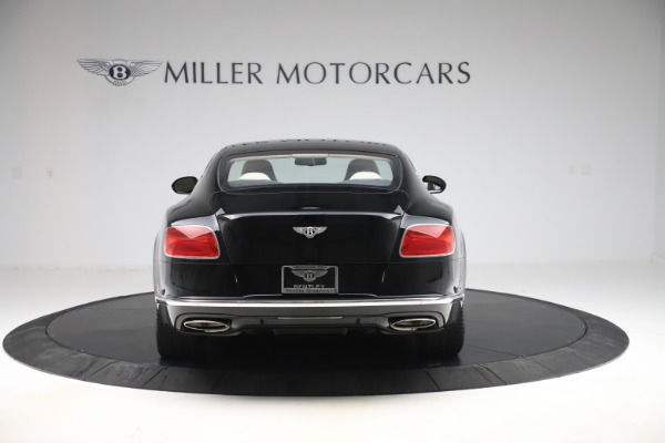 Used 2016 Bentley Continental GT W12 for sale $124,900 at Rolls-Royce Motor Cars Greenwich in Greenwich CT 06830 6