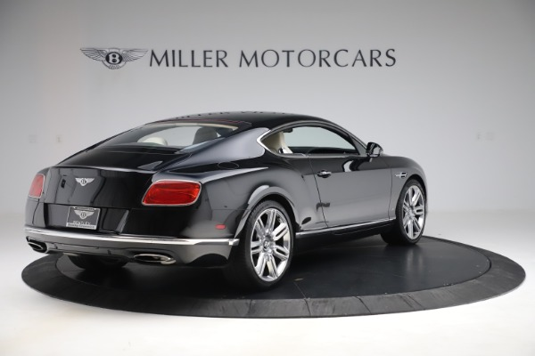 Used 2016 Bentley Continental GT W12 for sale $124,900 at Rolls-Royce Motor Cars Greenwich in Greenwich CT 06830 8