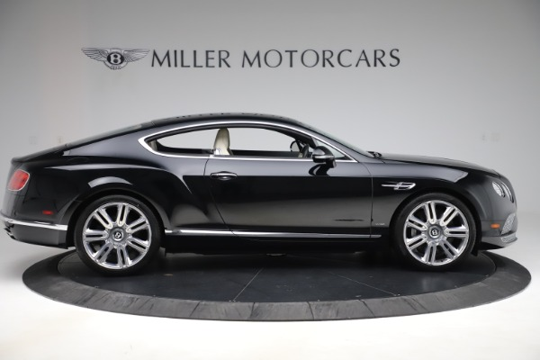 Used 2016 Bentley Continental GT W12 for sale $124,900 at Rolls-Royce Motor Cars Greenwich in Greenwich CT 06830 9