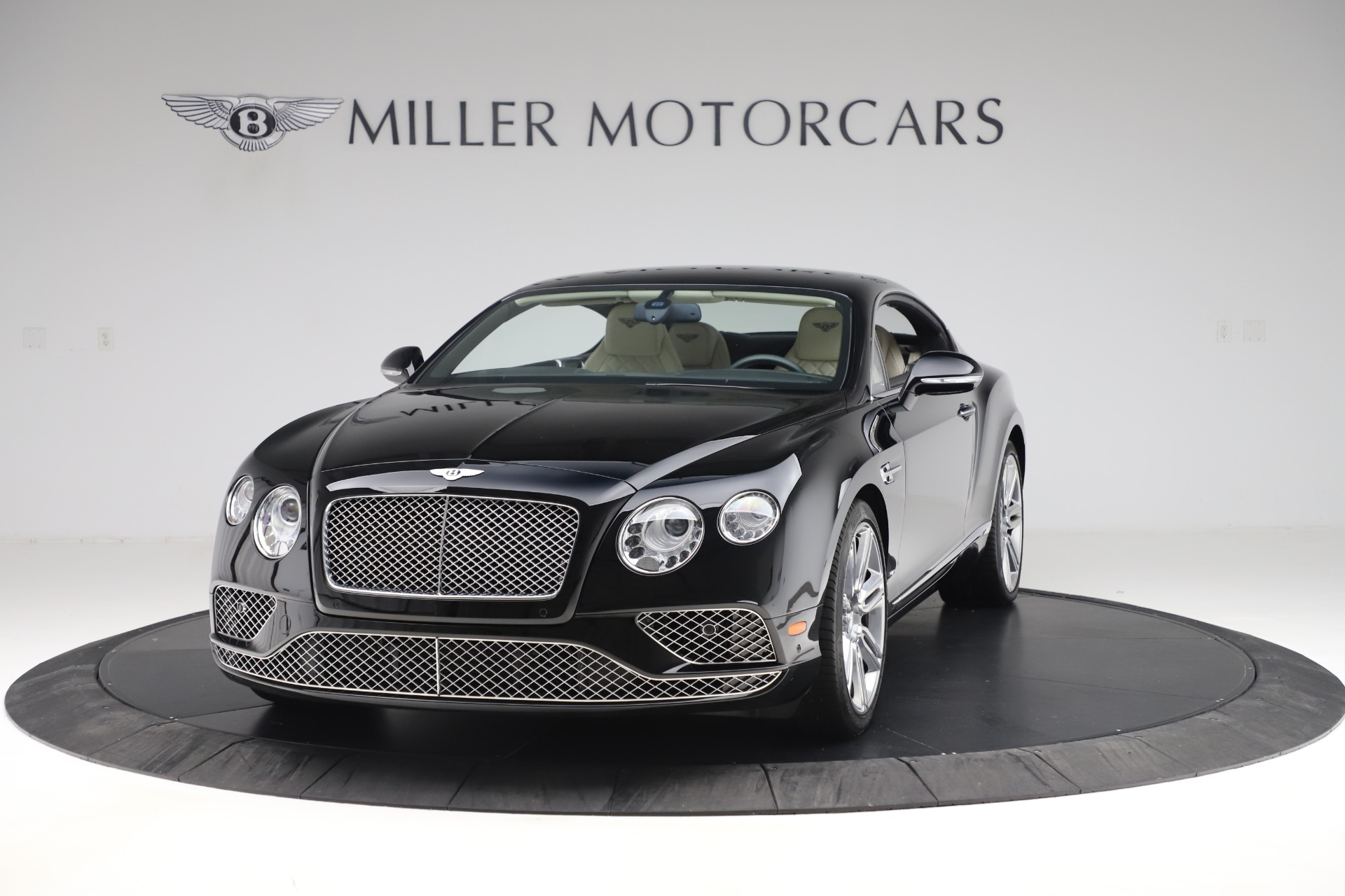 Used 2016 Bentley Continental GT W12 for sale $124,900 at Rolls-Royce Motor Cars Greenwich in Greenwich CT 06830 1