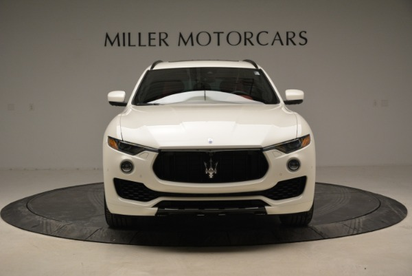 New 2018 Maserati Levante S Q4 Gransport for sale Sold at Rolls-Royce Motor Cars Greenwich in Greenwich CT 06830 18
