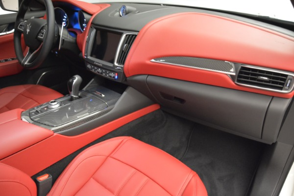 New 2018 Maserati Levante S Q4 Gransport for sale Sold at Rolls-Royce Motor Cars Greenwich in Greenwich CT 06830 25