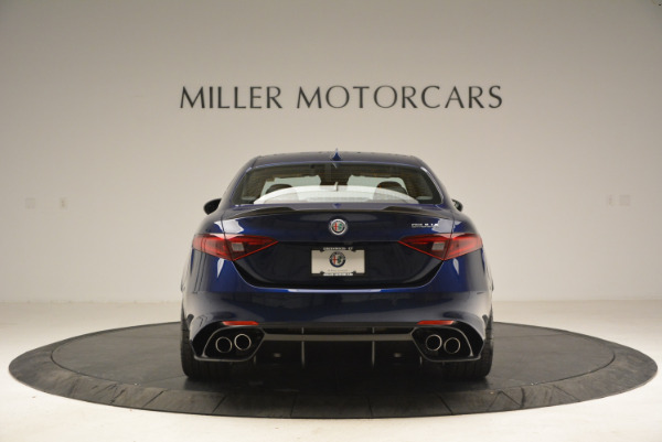 New 2018 Alfa Romeo Giulia Quadrifoglio for sale Sold at Rolls-Royce Motor Cars Greenwich in Greenwich CT 06830 6