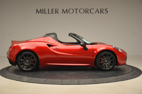 New 2018 Alfa Romeo 4C Spider for sale Sold at Rolls-Royce Motor Cars Greenwich in Greenwich CT 06830 12