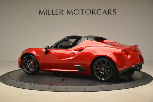 New 2018 Alfa Romeo 4C Spider for sale Sold at Rolls-Royce Motor Cars Greenwich in Greenwich CT 06830 7