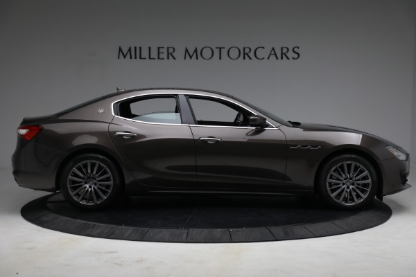 New 2018 Maserati Ghibli S Q4 for sale Sold at Rolls-Royce Motor Cars Greenwich in Greenwich CT 06830 7