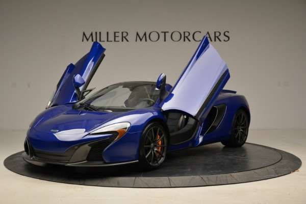 Used 2016 McLaren 650S Spider for sale Sold at Rolls-Royce Motor Cars Greenwich in Greenwich CT 06830 14