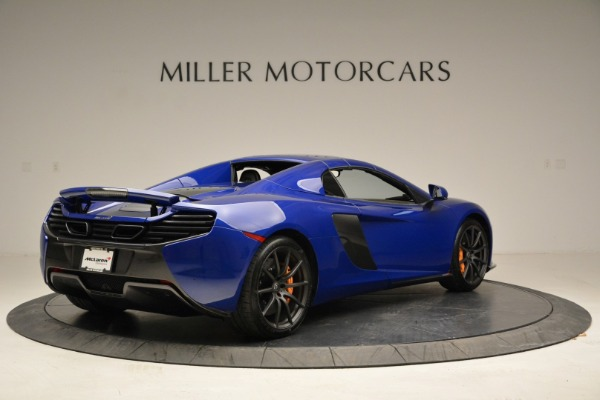 Used 2016 McLaren 650S Spider for sale Sold at Rolls-Royce Motor Cars Greenwich in Greenwich CT 06830 19