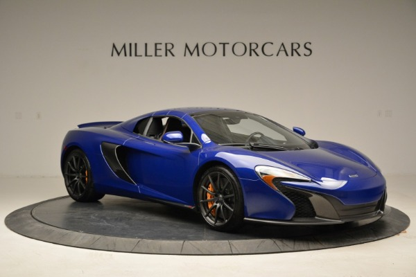 Used 2016 McLaren 650S Spider for sale Sold at Rolls-Royce Motor Cars Greenwich in Greenwich CT 06830 21