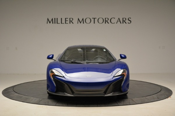 Used 2016 McLaren 650S Spider for sale Sold at Rolls-Royce Motor Cars Greenwich in Greenwich CT 06830 22