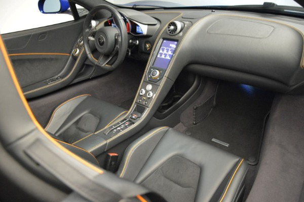 Used 2016 McLaren 650S Spider for sale Sold at Rolls-Royce Motor Cars Greenwich in Greenwich CT 06830 26