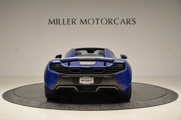 Used 2016 McLaren 650S Spider for sale Sold at Rolls-Royce Motor Cars Greenwich in Greenwich CT 06830 6