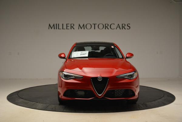 New 2018 Alfa Romeo Giulia Ti Sport Q4 for sale Sold at Rolls-Royce Motor Cars Greenwich in Greenwich CT 06830 12