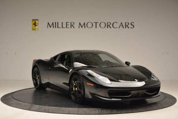 Used 2011 Ferrari 458 Italia for sale Sold at Rolls-Royce Motor Cars Greenwich in Greenwich CT 06830 11