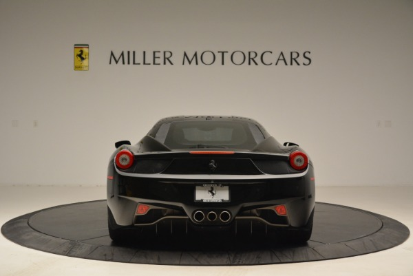 Used 2011 Ferrari 458 Italia for sale Sold at Rolls-Royce Motor Cars Greenwich in Greenwich CT 06830 6