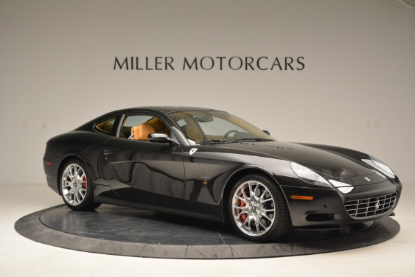 Used 2008 Ferrari 612 Scaglietti OTO for sale Sold at Rolls-Royce Motor Cars Greenwich in Greenwich CT 06830 10