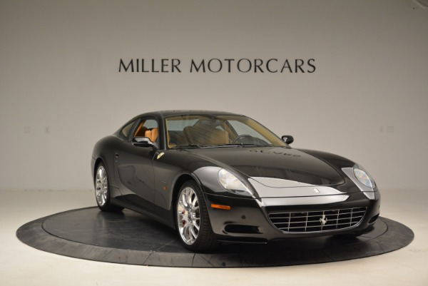 Used 2008 Ferrari 612 Scaglietti OTO for sale Sold at Rolls-Royce Motor Cars Greenwich in Greenwich CT 06830 11