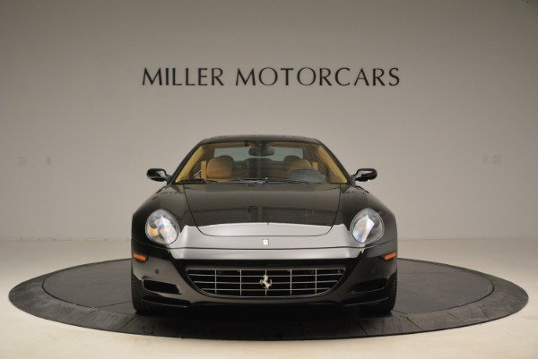 Used 2008 Ferrari 612 Scaglietti OTO for sale Sold at Rolls-Royce Motor Cars Greenwich in Greenwich CT 06830 12
