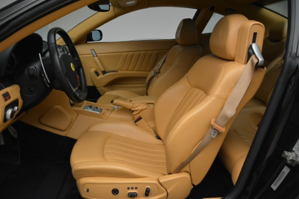 Used 2008 Ferrari 612 Scaglietti OTO for sale Sold at Rolls-Royce Motor Cars Greenwich in Greenwich CT 06830 14