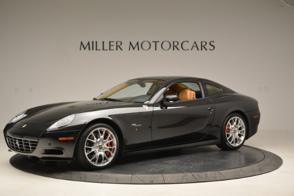 Used 2008 Ferrari 612 Scaglietti OTO for sale Sold at Rolls-Royce Motor Cars Greenwich in Greenwich CT 06830 2