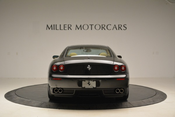 Used 2008 Ferrari 612 Scaglietti OTO for sale Sold at Rolls-Royce Motor Cars Greenwich in Greenwich CT 06830 6