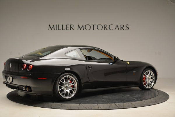 Used 2008 Ferrari 612 Scaglietti OTO for sale Sold at Rolls-Royce Motor Cars Greenwich in Greenwich CT 06830 8