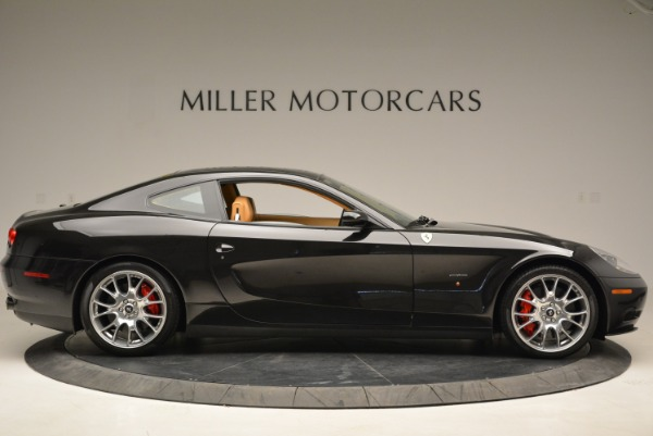 Used 2008 Ferrari 612 Scaglietti OTO for sale Sold at Rolls-Royce Motor Cars Greenwich in Greenwich CT 06830 9