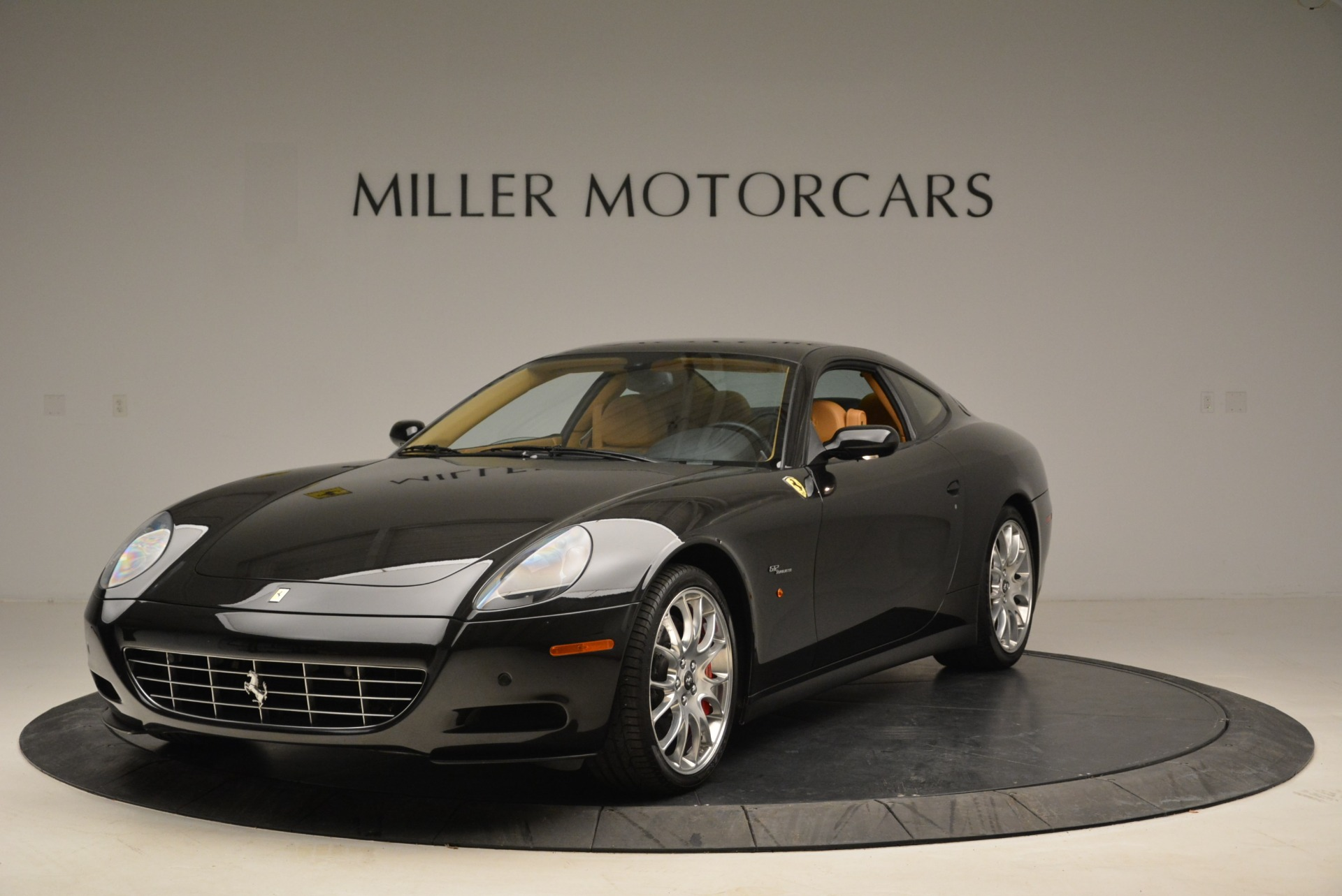 Used 2008 Ferrari 612 Scaglietti OTO for sale Sold at Rolls-Royce Motor Cars Greenwich in Greenwich CT 06830 1