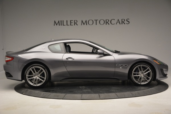 Used 2016 Maserati GranTurismo Sport for sale Sold at Rolls-Royce Motor Cars Greenwich in Greenwich CT 06830 10