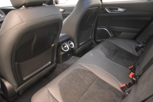 New 2018 Alfa Romeo Giulia Quadrifoglio for sale Sold at Rolls-Royce Motor Cars Greenwich in Greenwich CT 06830 16