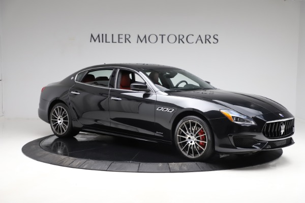 Used 2018 Maserati Quattroporte S Q4 GranSport for sale $67,900 at Rolls-Royce Motor Cars Greenwich in Greenwich CT 06830 10