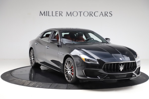 Used 2018 Maserati Quattroporte S Q4 GranSport for sale $67,900 at Rolls-Royce Motor Cars Greenwich in Greenwich CT 06830 11