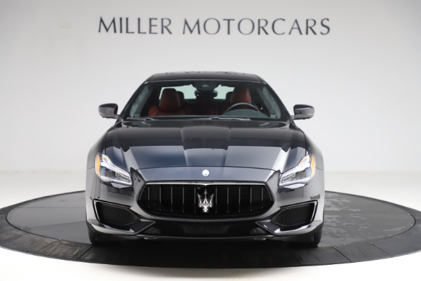 Used 2018 Maserati Quattroporte S Q4 GranSport for sale $67,900 at Rolls-Royce Motor Cars Greenwich in Greenwich CT 06830 12