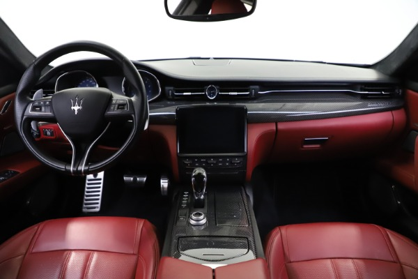 Used 2018 Maserati Quattroporte S Q4 GranSport for sale $67,900 at Rolls-Royce Motor Cars Greenwich in Greenwich CT 06830 16