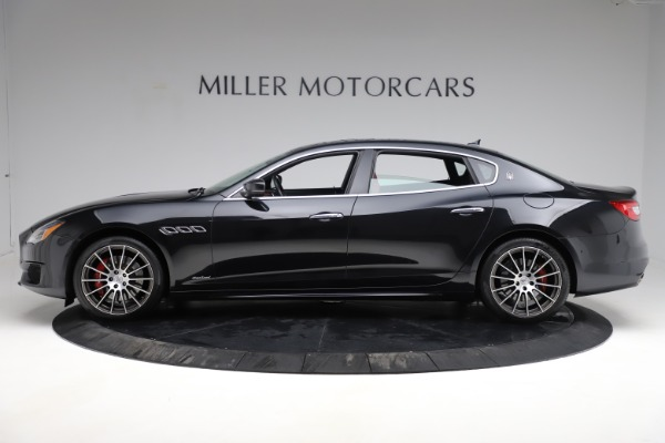 Used 2018 Maserati Quattroporte S Q4 GranSport for sale $67,900 at Rolls-Royce Motor Cars Greenwich in Greenwich CT 06830 3