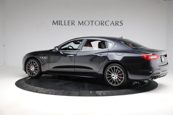 Used 2018 Maserati Quattroporte S Q4 GranSport for sale $67,900 at Rolls-Royce Motor Cars Greenwich in Greenwich CT 06830 4