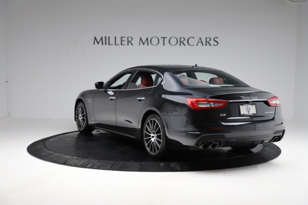 Used 2018 Maserati Quattroporte S Q4 GranSport for sale $67,900 at Rolls-Royce Motor Cars Greenwich in Greenwich CT 06830 5
