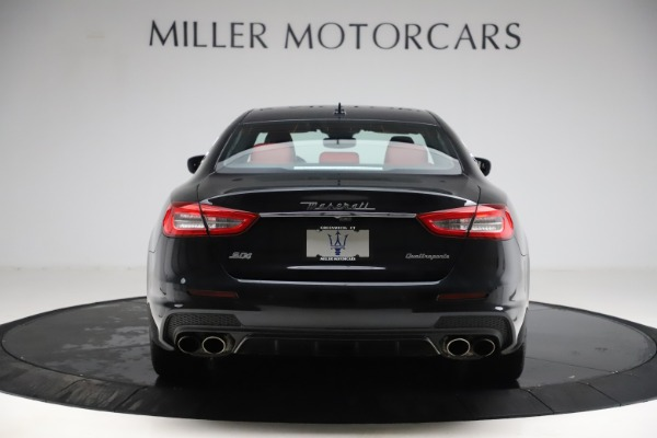 Used 2018 Maserati Quattroporte S Q4 GranSport for sale $67,900 at Rolls-Royce Motor Cars Greenwich in Greenwich CT 06830 6